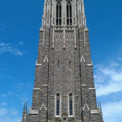 Photo taken at Duke University by Krispin B. on 6/6/2012