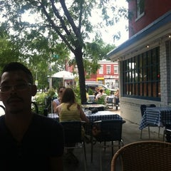 Photo taken at Veranda by Adriano A. on 8/12/2012