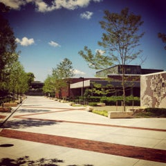 Photo taken at SUNY New Paltz by Christopher F. on 6/15/2012
