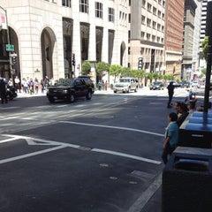 Photo taken at 601 California St. by Ravi W. on 6/27/2012
