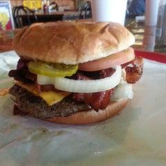 Photo taken at Texas Hamburger Palace by Wes G. on 12/20/2012