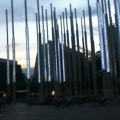 Photo taken at Plaza De La Luz by Edward P. on 10/10/2012