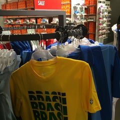 Photo taken at Nike Factory Store by TaZZiE T. on 7/15/2014