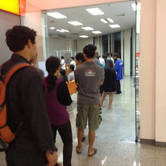 Photo taken at ธนาคารธนชาต (Thanachart Bank) by Julapa S. on 1/3/2013