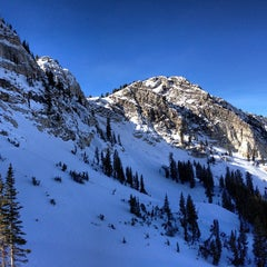 Photo taken at Solitude Mountain Resort by Kevin P. on 11/25/2012