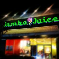 Photo taken at Jamba Juice by Brady S. on 1/28/2013