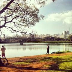Photo taken at Parque Ibirapuera by Pedro K. on 7/27/2013