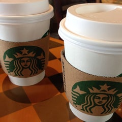 Photo taken at Starbucks 星巴克 by Adriana S. on 2/21/2014