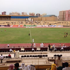 Photo taken at استاد محمد الحمد (القادسية) by Saqer on 4/12/2014