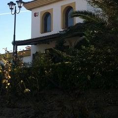 Photo taken at Cortijo de Tájar by Javier L. on 1/8/2014