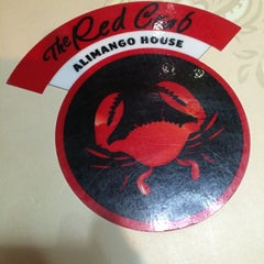 Photo taken at The Red Crab Alimango House by Joey B. on 2/18/2015