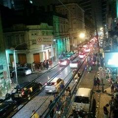 Photo taken at Rua da Moeda by Marcio P. on 10/8/2012