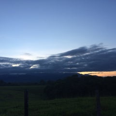 Photo taken at San Isidro de El General by Burbujix R. on 8/16/2014