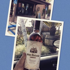 Photo taken at San Antonio Winery by Max A. on 2/18/2015