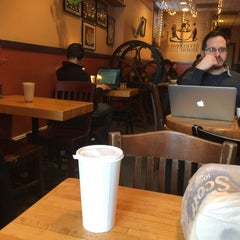 Photo taken at 1369 Coffee House by Kevin V. on 2/13/2015