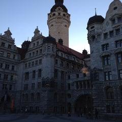 Photo taken at Burgplatz by Marc N. on 1/13/2015