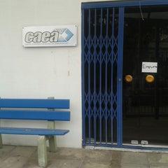 Photo taken at CAEA - Centro Acadêmico da Escola de Administração by Bruna X. on 12/23/2013