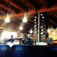 Photo taken at Al Trentadue Cafè by Biliana A. R. on 1/3/2014