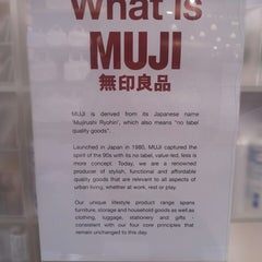 Photo taken at MUJI by Hsiao Wei L. on 11/3/2013