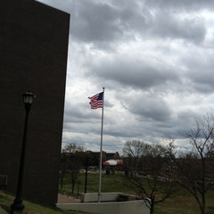 Photo taken at Dunn Center by Kimmie C. on 4/8/2013