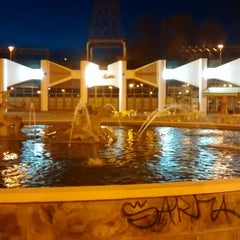 "Photo taken at Parque de ""La Ribota"" by Julio M. on 2/23/2014"