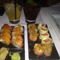 Photo taken at SushiClub by Julieta S. on 11/17/2013