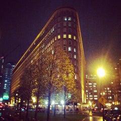 Photo taken at Boston Park Plaza by Jillian C. on 11/14/2012
