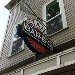 Photo taken at Stan's Bar-B-Q by Bryan B. on 6/20/2014