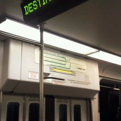 Photo taken at MBTA Green Line - B Train by Colin B. on 10/27/2012