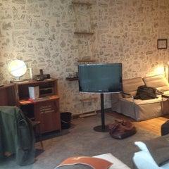 Das Foto wurde bei 25hours Hotel Hamburg HafenCity von Sidsel T. am 1/10/2013 aufgenommen