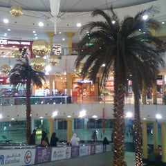 Photo taken at Madina Mall مدينة مول by Anish A. on 5/15/2014