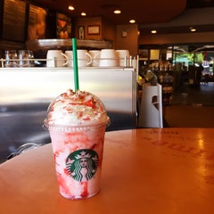 Photo taken at Starbucks (สตาร์บัคส์) by Absolute A. on 6/10/2015