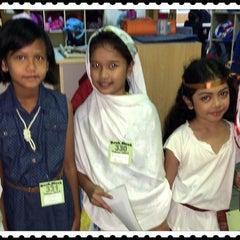 Photo taken at Sekolah Global Mandiri Cibubur by Elvy C. on 10/30/2014