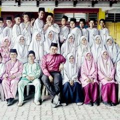 Photo taken at Sekolah Agama Bandar Seri Alam by Ian Y. on 7/8/2013