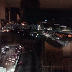 Photo taken at DoubleTree by Hilton Hotel Chattanooga Downtown by Jessica G. on 10/23/2014