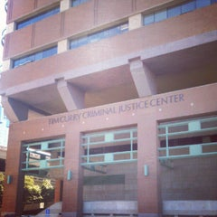 Photo taken at Tim Curry Criminal Justice Center by Scooter H. on 10/1/2012