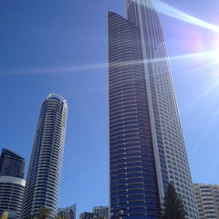 Photo taken at Surfers Paradise by Jay H. on 7/21/2013