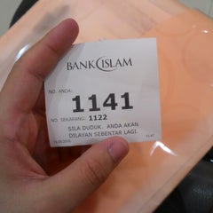 Photo taken at Bank Islam Taman Melawati by Syazwan R. on 3/13/2015
