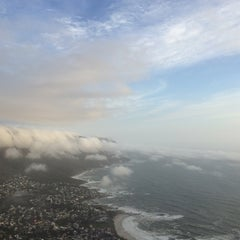 Photo taken at Lions Head (summit) by Tina R. on 5/25/2014