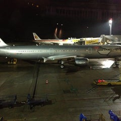 Photo taken at Gates C by Romain F. on 12/14/2012
