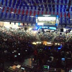 Photo taken at Vines Center by Paulina L. on 3/23/2015