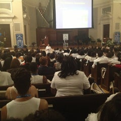 Photo taken at Spelman College by Whitney R. on 5/17/2013