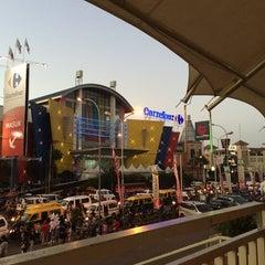 Photo taken at Carrefour by #JiM#余少良# 짐. on 7/14/2014