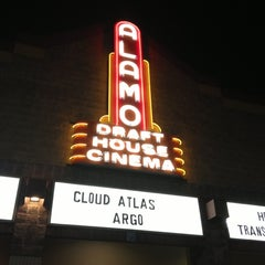 Photo taken at Alamo Drafthouse Cinema – Lakeline by Steven R. on 11/5/2012