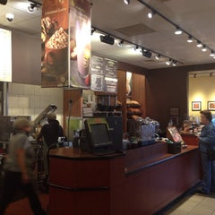 Photo taken at Panera Bread by Amber L. on 11/5/2013