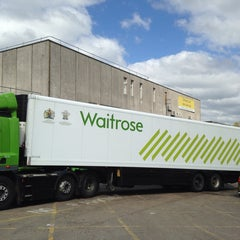 Photo taken at Waitrose by Janet B. on 4/19/2014