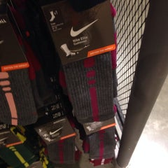Photo taken at Nike Factory Store by Sefa O. on 11/16/2013