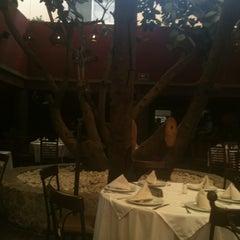 Photo taken at El Caserío Restaurante Bar by Alfredo H. on 3/8/2013