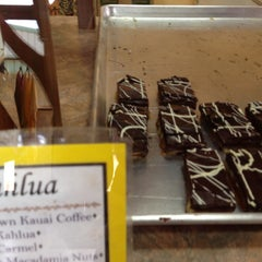 Photo taken at Kauai Chocolate Company by Kaitlin T. on 4/11/2013