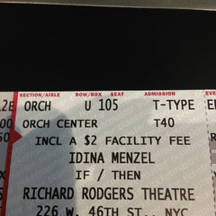 Photo taken at TKTS South Street Seaport by Reina Q. on 6/12/2014